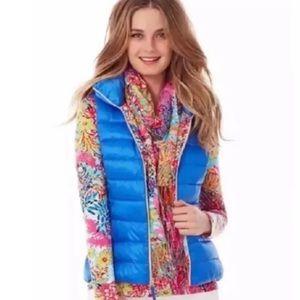 Lilly Pulitzer Allie packable vest! 💙